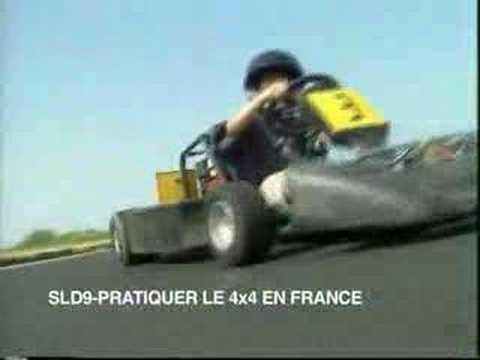 Pratiquer le 4x4 en France (existe en DVD & VOD)