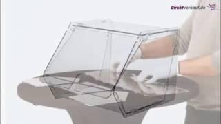 Full Hd Warenspender Aus Acrylglas Direct Download And Watch