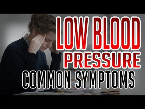 8 Signs And Symptoms Of Low Blood Pressure | Very Important | HD