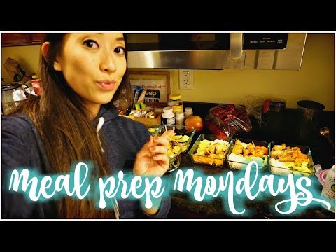 Meal Prep Mondays: Grocery Staples!
