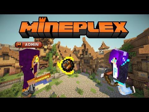 Mineplex Admin Abuse
