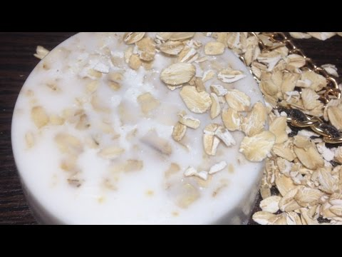 How To Make A Perfect Oatmeal Scrub Soap - DIY Beauty Tutorial - Guidecentral