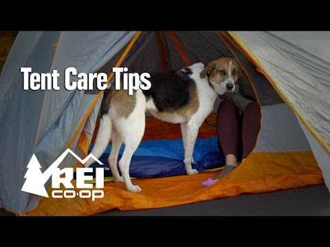 Tent Care Tips