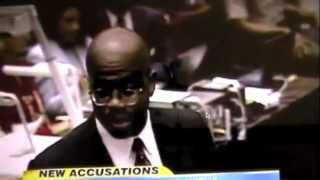 Chris Darden Accuses Johnny Cochran Of Tampering With The Glove