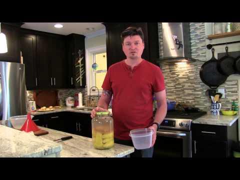 ETM: Pickled Corn