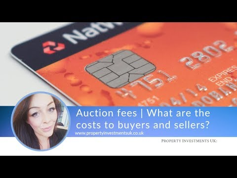 Auctions Fees | What Are The Costs To Buyers And Sellers?