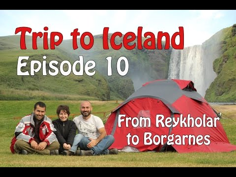 Trip to Iceland - Episode 10: How bad does shark meat taste ?