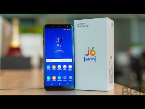 J6 INFINITY 2018 UNBOXING , GAMING ,CAMERA REVIEW AND GIVEAWAY !!!
