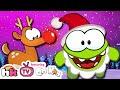 Om Nom Stories A Red Nosed Adventure Christmas Cartoons Funny Cartoons HooplaKidz TV