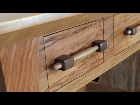 Making A Custom Wood Handle