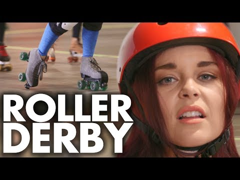 That Time We Tried Roller Derby (Get Jacked)