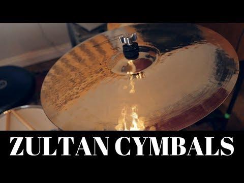 Zultan 'Rock Beat' Cymbals Review