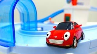Helper Cars auf Deutsch: Wir reparieren die Straße mit #Spielzeugautos – Videos für Kleinkinder