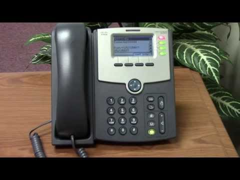 Cisco SPA Phone: How toTransfer Directly to Voice Mail