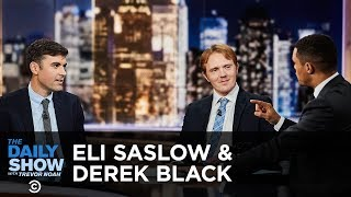 """Eli Saslow & Derek Black - From Racism to Redemption in """"Rising Out of Hatred"""" 