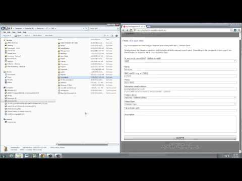 How to copy a folder's path in Windows 7