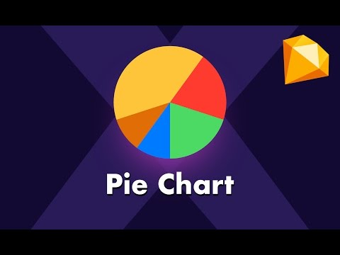 Learn How to Draw a Pie Chart in Sketch App