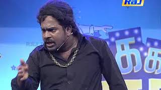 Vijay Tv Kalakkapovadhu Yaaru Winner Thangadurai Tiger