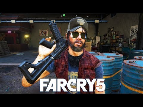Far Cry Part 32 - Wingman Mission: Recruiting Nick Rye at Rye and Sons Aviation