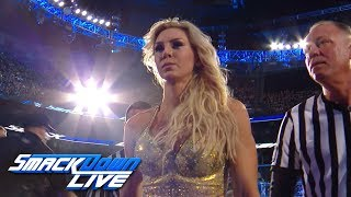 Charlotte responds with grace after losing the Women