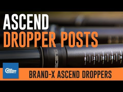Brand-X Ascend dropper seatposts