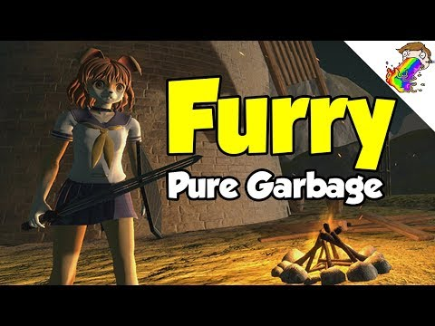 Furry | Pure Unity Garbage