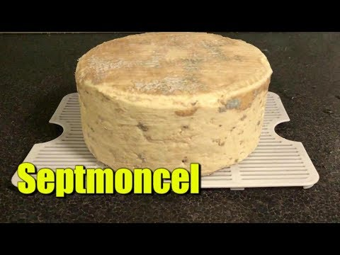 How to Make Septmoncel (French Blue Cheese)