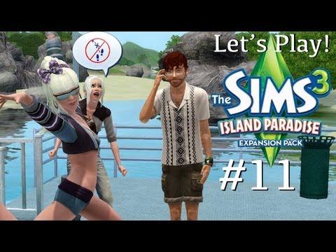 Let's Play The Sims 3 Island Paradise Part 11 - Sim LOGIC