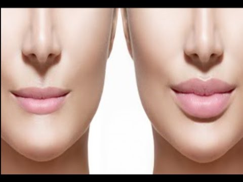 How to Make Your Lips Look Bigger With Makeup - Get Big Lips With Makeup At Home