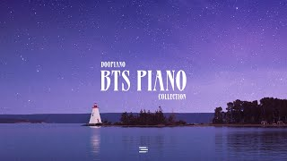 5 Hour BTS Piano Playlist | Study & Relax with BTS