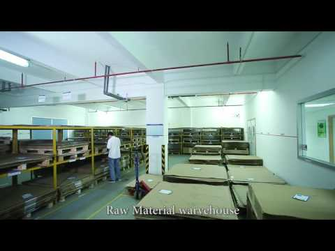 Raw Material warvehouse of PCB Manufacturing