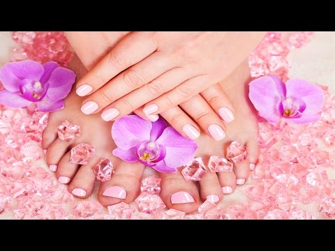 DIY Summer Pedicure-How to: Complete Spa Pedicure at Home!