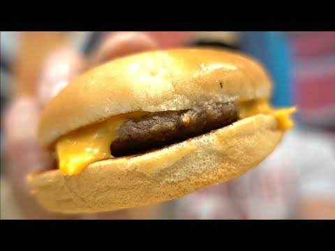 Fastest Time To Eat A Cheeseburger   Becoming Furious Pete (Ep 1)