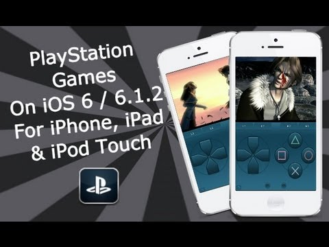 Install PlayStation & Games On iOS iPhone iPad iPod Touch