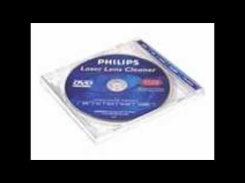 Philips Laser Lens Cleaner - Track 1