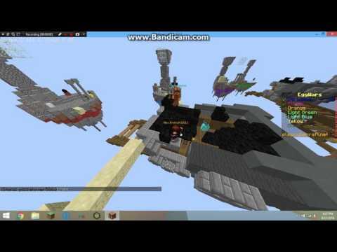 Cubecraft - Fly Hacking - MaxTheKat2013