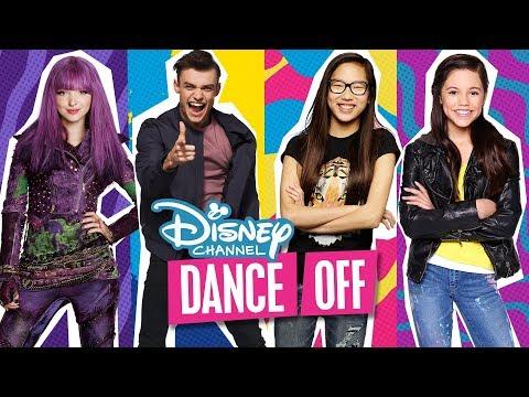 Disney Channel Dance Off💃 | 360 Video | Descendants 2 | The Lodge | Official Disney Channel UK