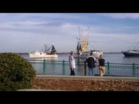 Commercial Fisherman show up to DEFEND fishing off N.C. Coast to continue offering local seafood.