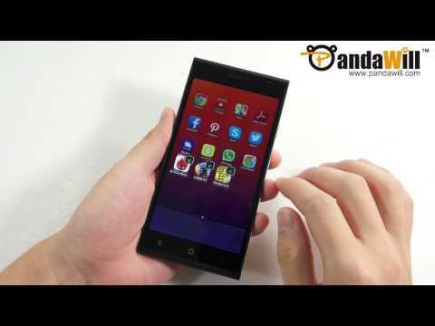 Low-Cost Android 4.4 Quad-Core Smartphone - AXGIO Neon N1