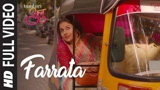 Farrata Full Video Song | Tumhari Sulu | Vidya Balan | T-Series