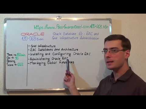 1Z0-068 – Oracle Exam : RAC and Grid Test Infrastructure Questions