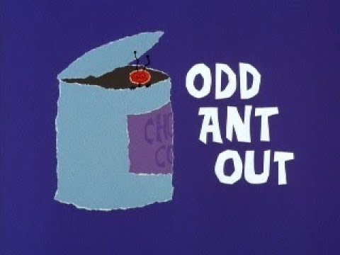 Ant and the Aardvark: ODD ANT OUT (TV version, laugh track)