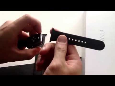 Apple Watch - How to replace apple watch bands