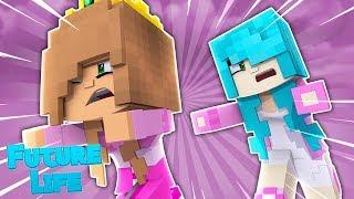 QUEEN BABY KELLY GOES WILD! Minecraft Future Life | w/LittleDonny