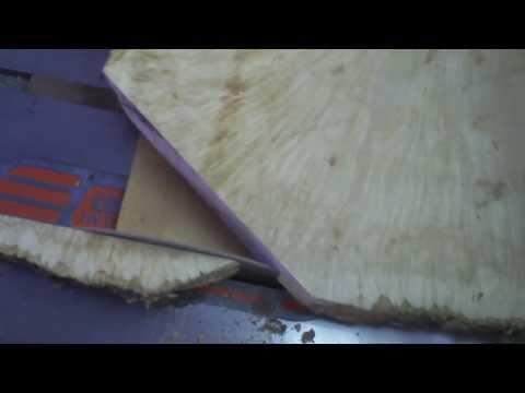 Rough Cutting Slabs