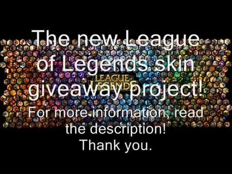 Riot Graves, K-9 Riot Nasus and Pax Jax Skin Codes FREE Giveaway! [March, 2013] The League Skins