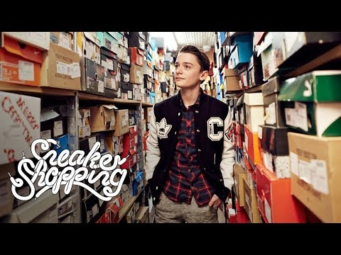 Stranger Things' Noah Schnapp Goes Sneaker Shopping With Complex