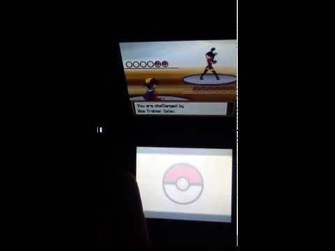 Pokemon HGSS Walkthrough Viridian City Gym Trainers