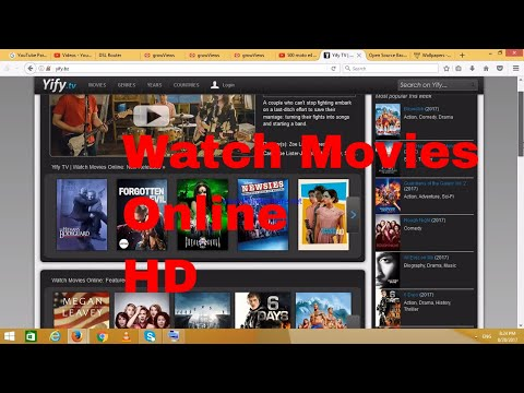 How to watch movies online  free  without signing up