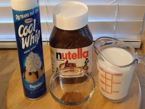 How To: Make Nutella Hot Chocolate
